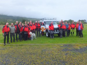 St John Scotland provide funds for new Land Rover